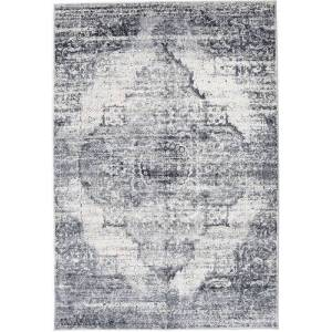 RugVista Mistral - Vaaleanharmaa -matto 160x230 Itämainen Matto