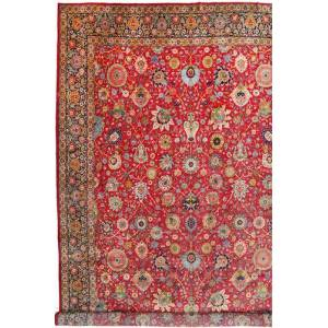 RugVista Tabriz Antik -matto 430x677 Persialainen Matto