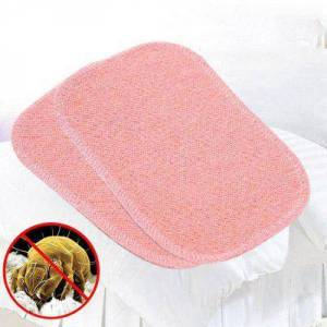 Gearbest Mites Killing Paster Acaricidal Non-toxic Bedding 3pcs