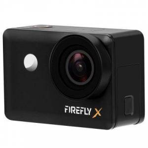 Hawkeye Firefly X 2.35 inch 4K Ultra-HD Touchscreen WiFi Action Camera Ambarella H22 7X Digital Zoom IP66 Water-resistant Sports DV with EIS Stabilizer
