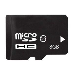 OEM MikroSDHC 8Gt:n kortti (Class 4)