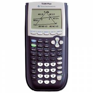 Texas Instruments TI-84 Plus graafinen laskin