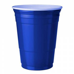 StudyShop Blue Cups Mukit (473 ml./16 Oz.)