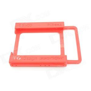 """2,5"""" 3,5"""" HDD asennus sovitin kiinnike Dock - punainen HDD"""
