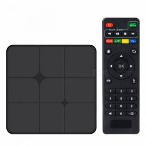T96 Marx lyks Android TV -laukku Android 7.1 RK3229 1 Gt RAM, 8 Gt ROM