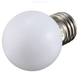 E27 0.5W SMD LED Mini Energiansstlamppu Valaisimen Lamppu 240V Erittin Alhainen Virrankulutus LED-lamput Valkoisella Punaisella Keltaisella