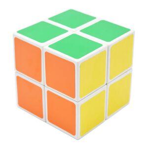 2 x 2 x 2 Magic IQ Cube Puzzle Cube - Sininen + Monivrinen