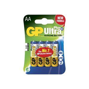 Gp Power Battery Ultra Plus Alkaline 4pcs Aa/lr6