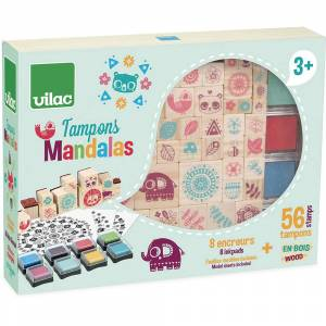 Vilac Stamps Mandala (8221)