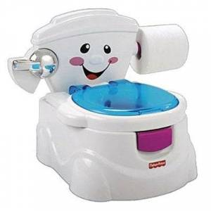 Fisher-Price Potty Friend (P4324)