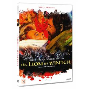 Lion In The Winter DVD