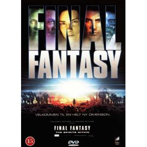 Final Fantasy: The Spirits Within DVD