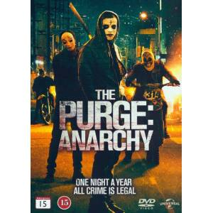 Purge, The: Anarchy DVD