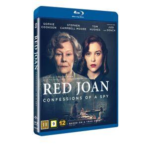 Red Joan Blu Ray