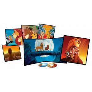 Disney s The lion king Blu ray -(Big sleeve edt)