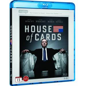 House of cards season 1 (Blu-Ray)