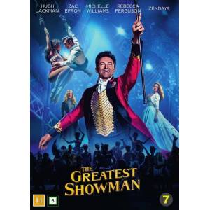 Greatest Showman, The DVD