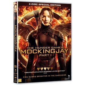 The Hunger Games 3: Mockingjay Part 1 DVD