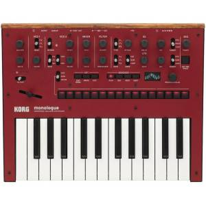 Korg Monologue Synthesizer (Red)
