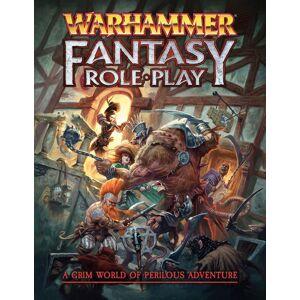 Warhammer Fantasy Role Play 4th Edition Rulebook
