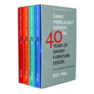 40 Years of Danish Furniture Design Book