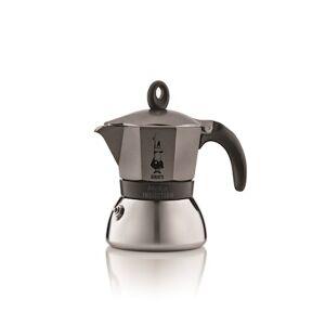 Bialetti Espressokeitin Moka Induction Anthracite 3/k