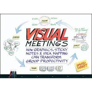 Visual Meetings by David Sibbet