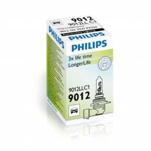 Philips Halogeenipolttimo PHILIPS LongLife, 55W, HIR 2