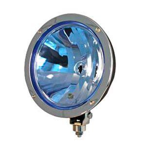 Bosch Lisävalo Bosch Pilot 225 - Pyöreä / 23 cm / Ref. 37.5, 2 kpl - Täydellinen setti, Sininen