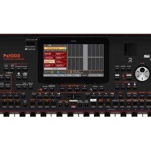 Korg PA-1000 Package
