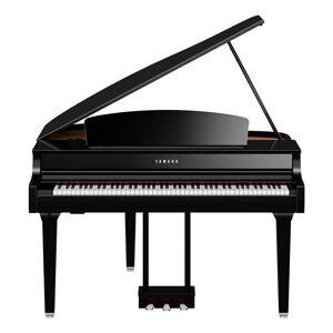 CLP-795GP Kiiltävä Musta Digital Piano