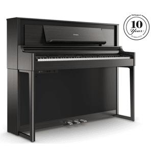 Roland LX-706 Charcoal Black Digital Piano