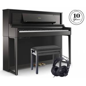 Roland LX-706 Charcoal Black Pakettitarjous