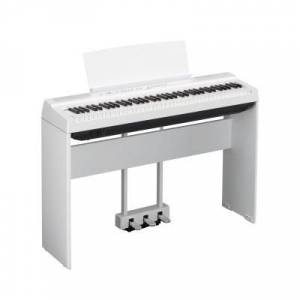 Yamaha P-121 White Set (L-121 + LP-1)