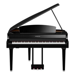 Yamaha CLP-795GP Kiiltävä Musta Digital Piano