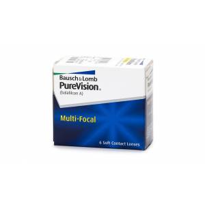 Bausch & Lomb PureVision Multifocal Piilolinssit