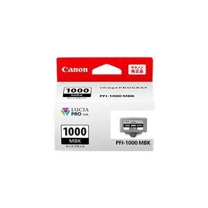 Canon PFI-1000 MBK Matte Black Ink 80ml