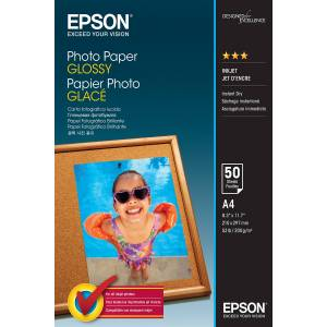 Epson Photo Paper Glossy A4 50 Sheets