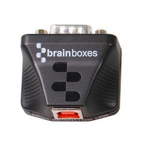 Brainboxes USB 1 Port RS232