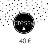 Lahjakortti, 40 €