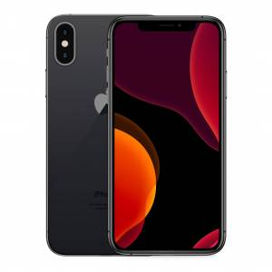 Apple iPhone X 256GB Tähtiharmaa Space Gray refurbished