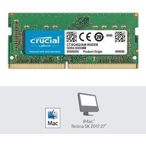 Crucial Apple muisti Crucial 16GB DDR4 2400MHz SoDimm
