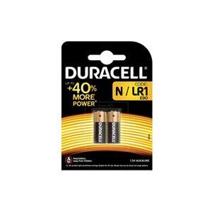Disposable Duracell Plus Alkaline 2x LR01 paristo