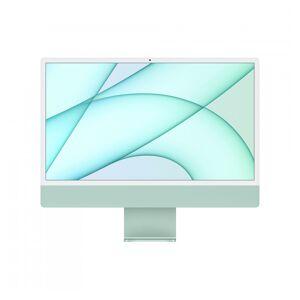 Apple iMac 61 cm (24') 4480 x 2520 pikseliä M 8 GB 256 SSD All-in-one PC macOS Big Sur Wi-Fi 6 (802.11ax) Vihreä