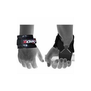 RDX W9 Reverse Grip Gym Straps -vetokoukut