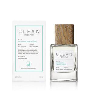 Clean Clean Reserve Warm Cotton EdP 50ml