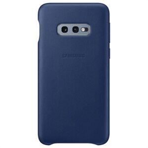 Samsung Galaxy S10e Nahkakotelo EF-VG970LNEGWW - Laivasto