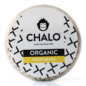 Orgaaniset valkoiset pavut Chalo, 400 g
