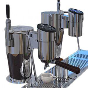 """Kahvikone Rocket Espresso """"Sotto Banco"""", 3 ryhmää"""