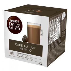 """Kahvikapselit NESCAFÉ Dolce Gusto """"Café Au lait Intenso"""", 16 kpl."""